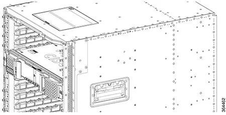 Cisco Converged Broadband Routers Hardware Installation