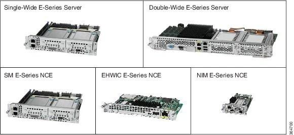 Cisco UCS E-Series Servers and the Cisco UCS E-Series