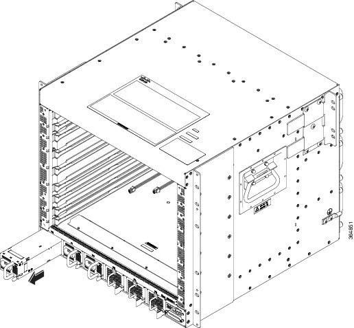 Cisco ASR 1009-X Router and Cisco ASR 1006-X Hardware