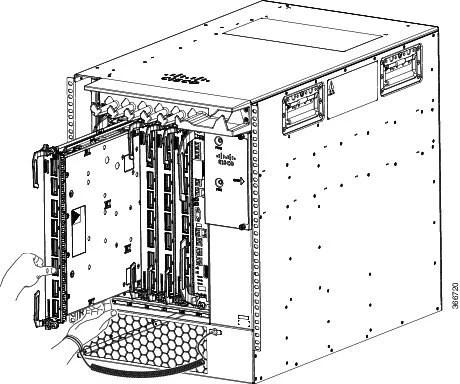 Cisco ASR 9000 Series Aggregation Services Router Hardware
