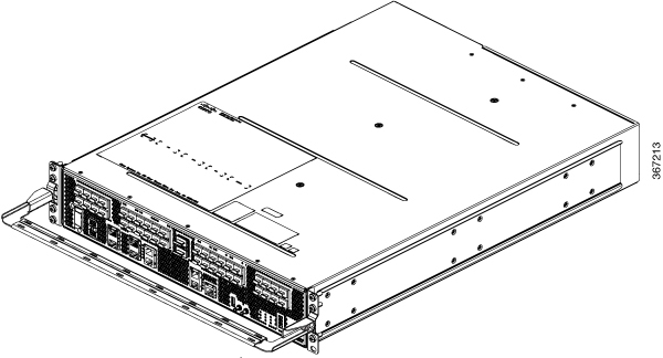Cisco ASR 9901, ASR 9001, and ASR 9001-S Routers Hardware