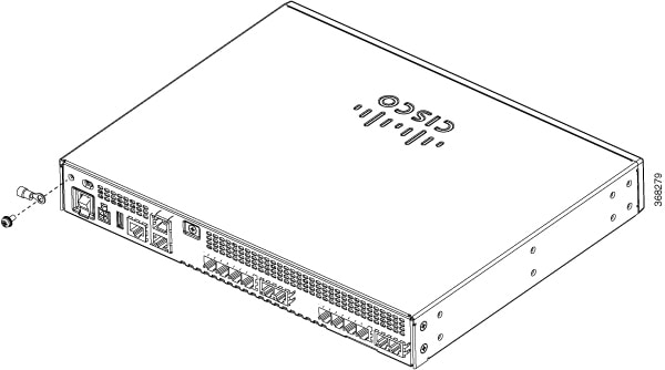 Cisco VG400 Voice Gateway Hardware Installation Guide