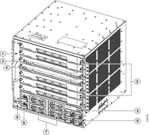 Cisco Catalyst 6807-XL Switch Hardware Installation Guide