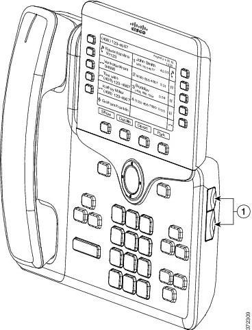 Cisco IP Phone 8811, 8841, 8851, 8851NR, and 8861