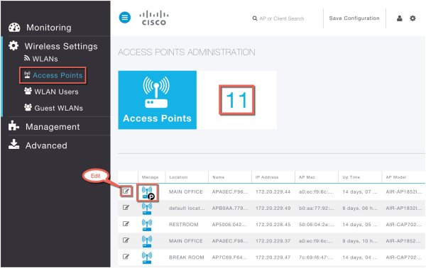 Logging Into Cisco Wireless Controllers - Year of Clean Water