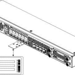 Cat6 Cable Wiring Diagram Telecaster 4 Way Switch Cisco Firepower 2100 Series Hardware Installation Guide Overview Figure Serial Number On The Chassis