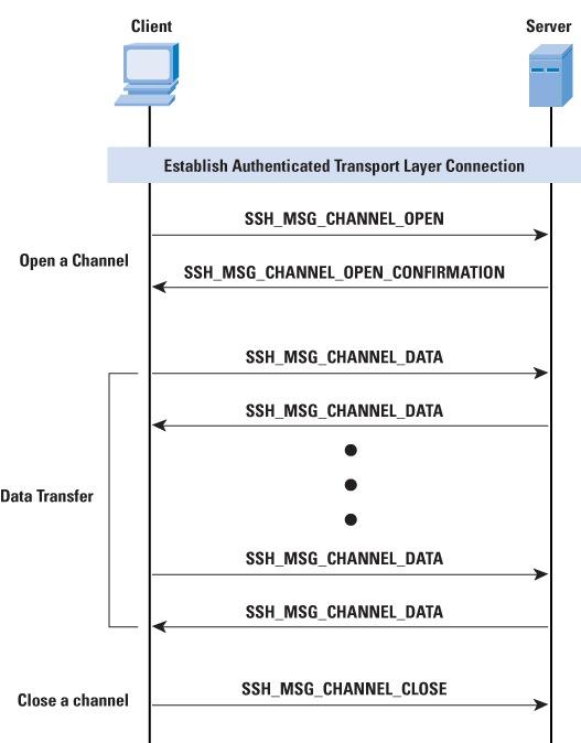 Protocol Basics Secure Shell Protocol The Internet
