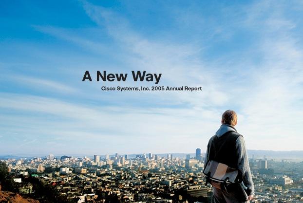 2005 Annual Report  Cisco