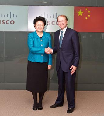 思科企業社會責任 - Cisco