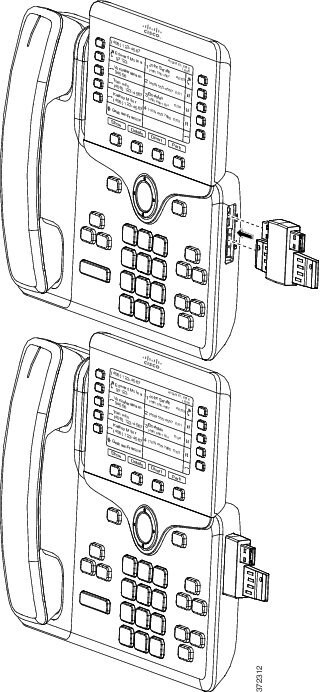 Add Buttons to Your Phone (8800 Series)