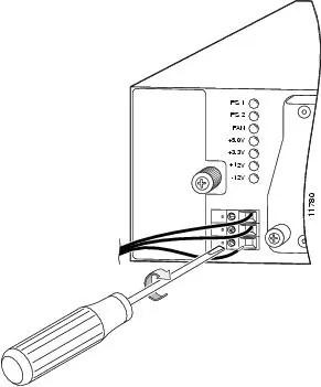 Cisco DPS200 Dual-Redundant Power Shelf Installation