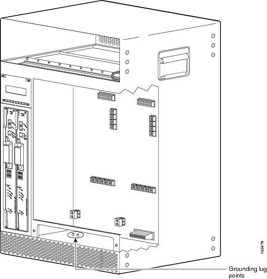 Cisco uBR10012 Universal Broadband Router Hardware