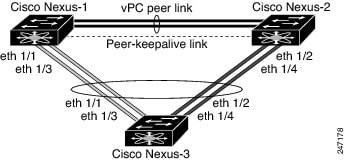 Configuring Virtual Port Channels [Cisco Nexus 5000 Series