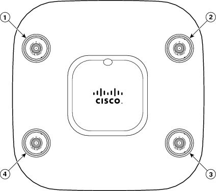 Cisco Aironet 3600 Series Lightweight Access Points