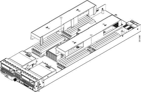 Cisco UCS B200 M3 Blade Server Installation and Service