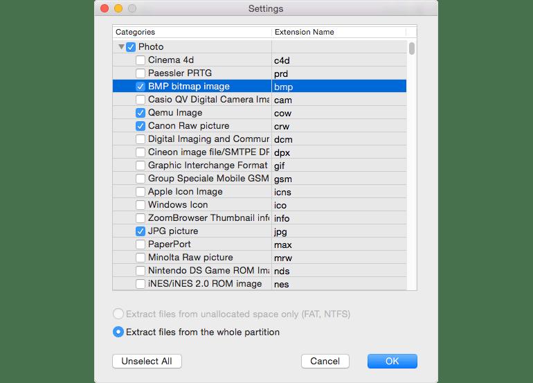 Cisdem Data Recovery 6.4.0 Mac 破解版 - 恢复宝贵的丢失的数据