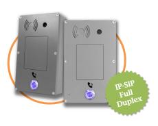 IP-SIP Full-duplex Panphone series C - IP Intercom