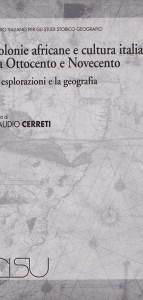 Colonie africane e cultura italiana fra Ottocento e Novecento