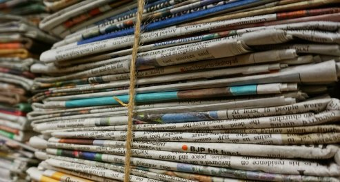 Life Of Newspapers In A Malayali Household:  That extra 'varumaanam'