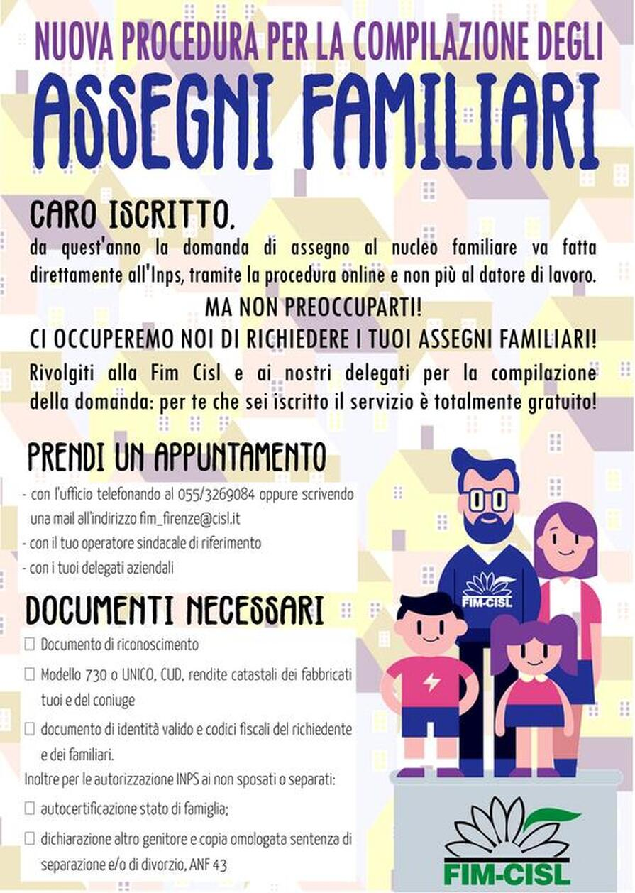 Notizie Fim Cisl Firenze Prato
