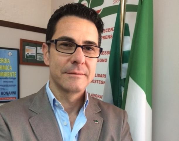 Daniele Passanisi neo segretario generale della CISL FP Ragusa Siracusa –  CISL Ragusa Siracusa