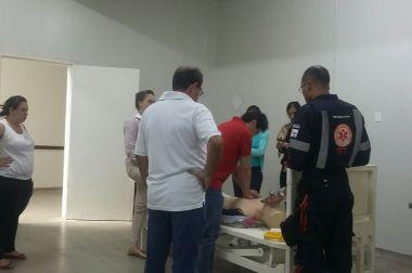 Buritizeiro: Parceria com o SAMU Macro Norte