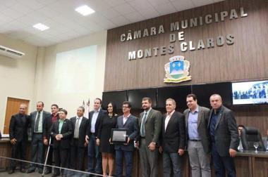 SAMU recebe homenagem na Câmara Municipal