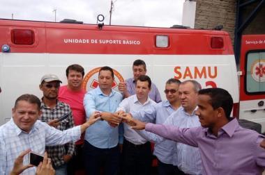 Gestão 2017/2020 do SAMU se encerra com renovação total da frota de ambulância