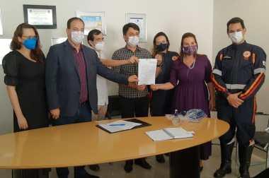Cisrun renova convênio para estágio de estudantes de medicina