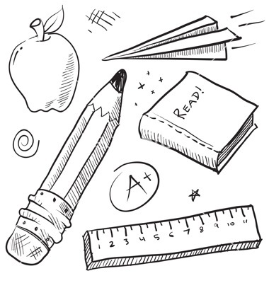 doodle-school-book-pencil-paper-apple-learn-vector-1113299