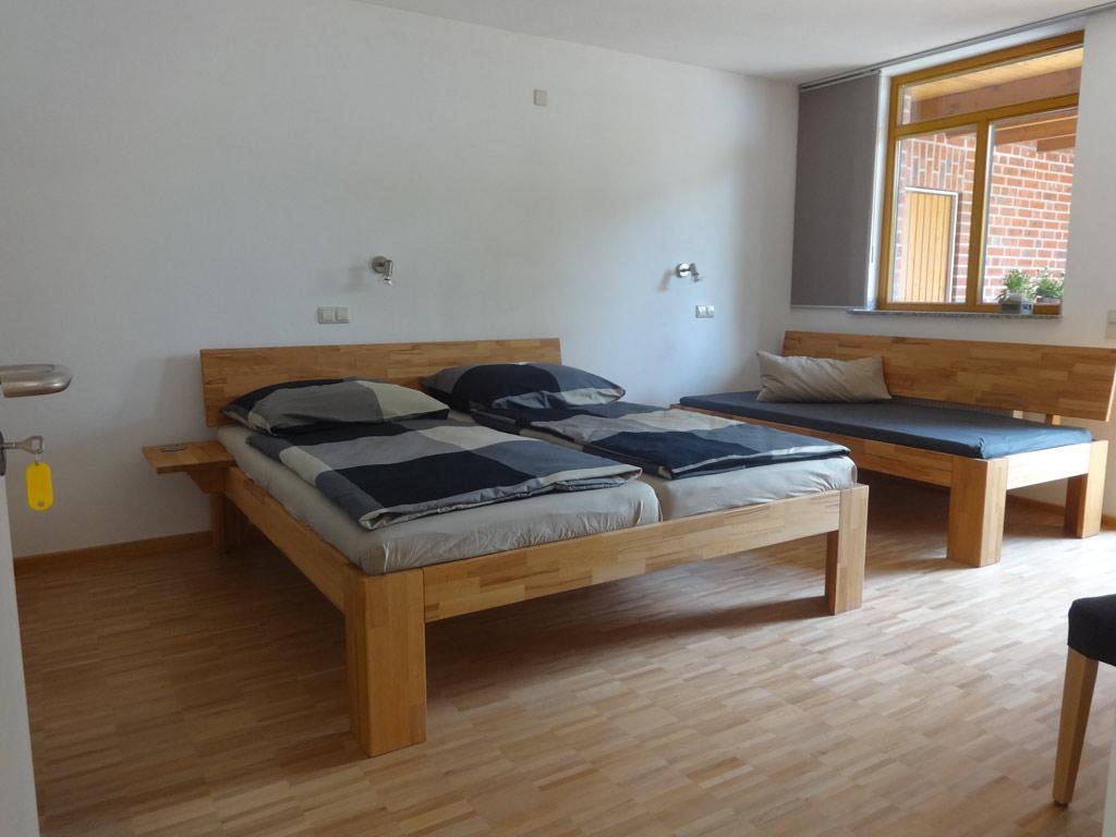 FeWo 76 Coesfeld Ferienwohnung Zimmer Wohnung