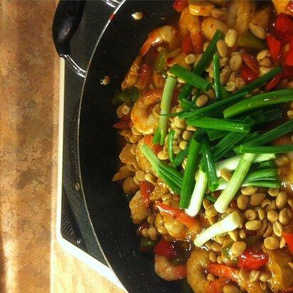 Resep Masakan Hunan Kung Pao