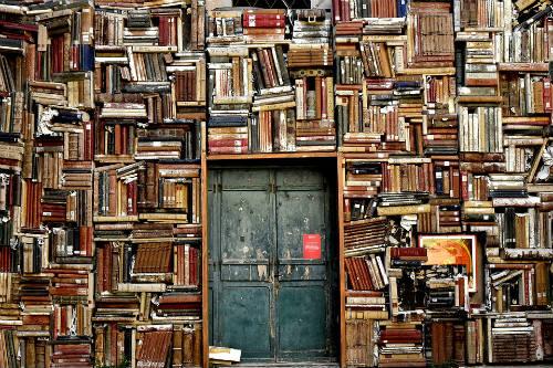 boeken (cc - pixabay)