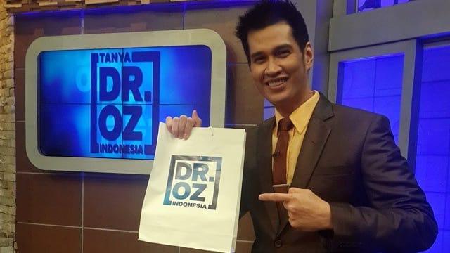 """Inspirasi Hidup Positif Almarhum dr. Ryan """"dr. Oz Indonesia"""""""