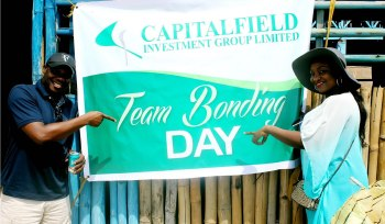 Capitalfield Investment Group Team Bonding Day