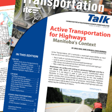 Transportation Talk – Spring 2017 Edition