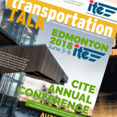 Transportation Talk – Spring 2018