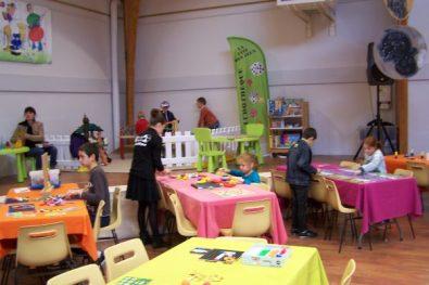 Salon du livre d'enfants à Isle