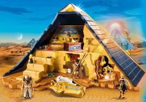 Playmobil La nouvelle pyramide