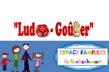 Ludo-goûter Espace Familles Rochechouart
