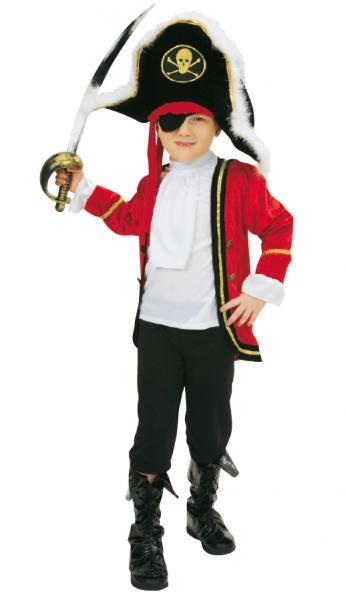 Costume pirate 3 à 5 ans