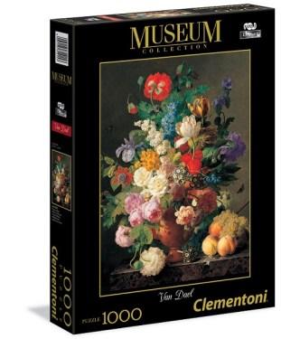 Puzzle Vase de fleurs 1000 pièces