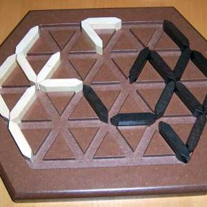 Polygone 60x50 cm