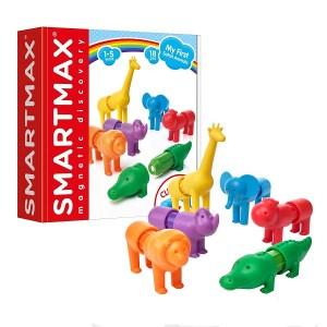 Smartmax les animaux du safari magnétique