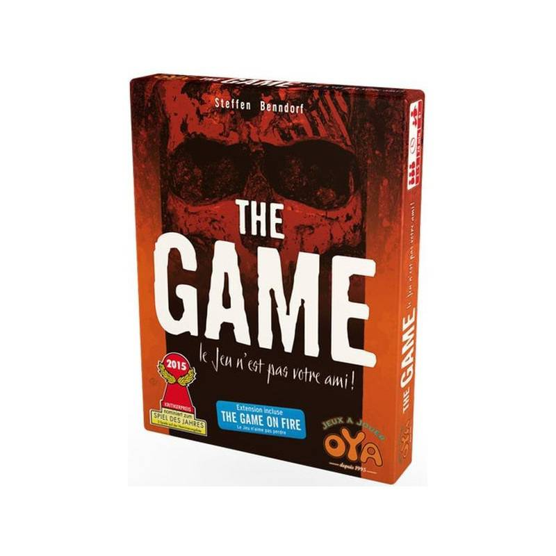 The Game avec extension On fire