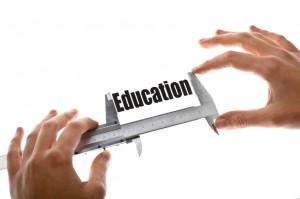 Measuring education