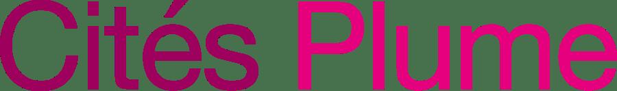 Logo agence de communication Cités Plume, Villeurbanne, Rhône
