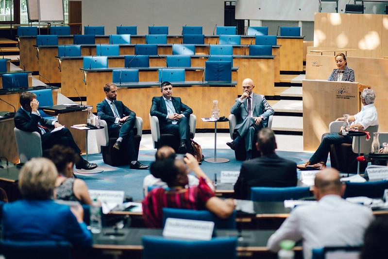 Multilevel dialogue on the agenda