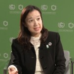 Ms. Eri Nakajima, Vice Governor of Nagano Prefecture, Japan