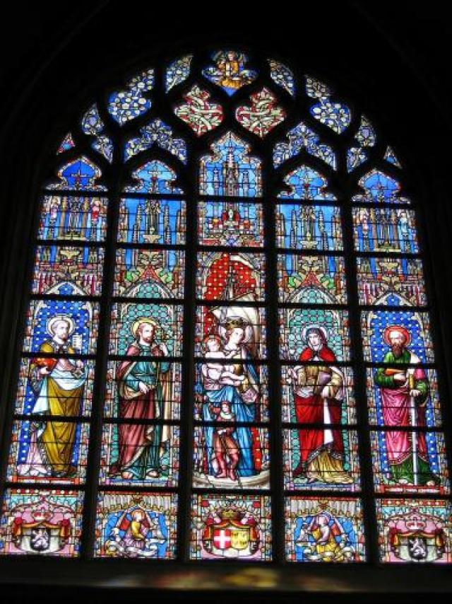 Църквата Дева Мария от Саблон